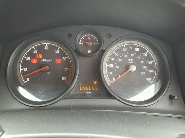 Naudotos automobiliu dallys Foto 3 Opel ASTRA 2009 1.4 Mechaninė Hečbekas 4/5 d. Melyna 2018-8-05 A4019