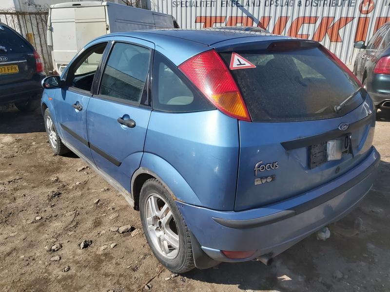 Naudotos automobiliu dallys Foto 7 Ford FOCUS 2003 1.6 Mechaninė Hečbekas 4/5 d. Melyna 2020-3-25 A5159