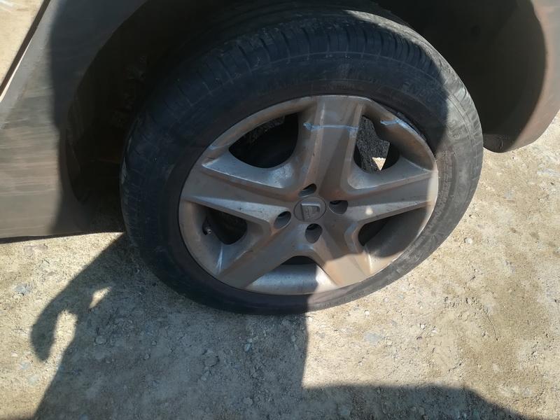 Naudotos automobiliu dallys Foto 4 Dacia SANDERO 2014 1.5 Mechaninė Hečbekas 4/5 d. Balta 2019-4-23 A4440