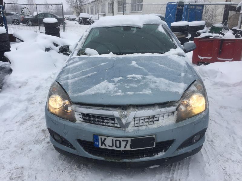 Naudotos automobilio dalys Opel ASTRA 2007 1.8 Mechaninė Kabrioletas 2/3 d. Melyna 2019-1-28