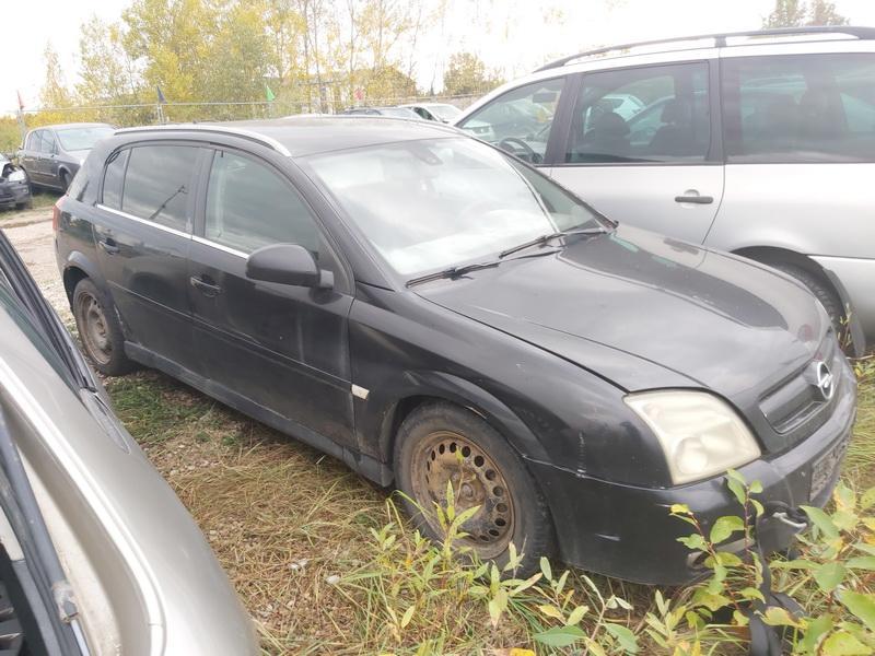Naudotos automobiliu dallys Foto 1 Opel SIGNUM 2003 2.2 Mechaninė Hečbekas 4/5 d. Juoda 2020-10-14 A5756