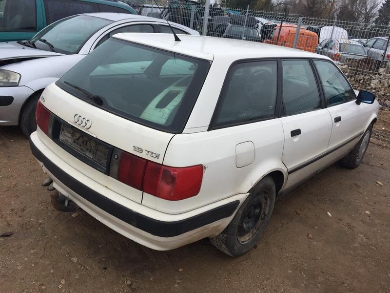 Naudotos automobiliu dallys Foto 8 Audi 80 1994 1.9 Mechaninė Universalas 4/5 d. Balta 2018-11-05 A4165