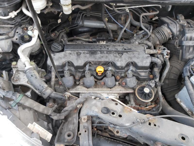 Naudotos automobiliu dallys Foto 2 Honda CR-V 2007 2.0 Mechaninė Visureigis 4/5 d. Juoda 2020-2-13 A5070
