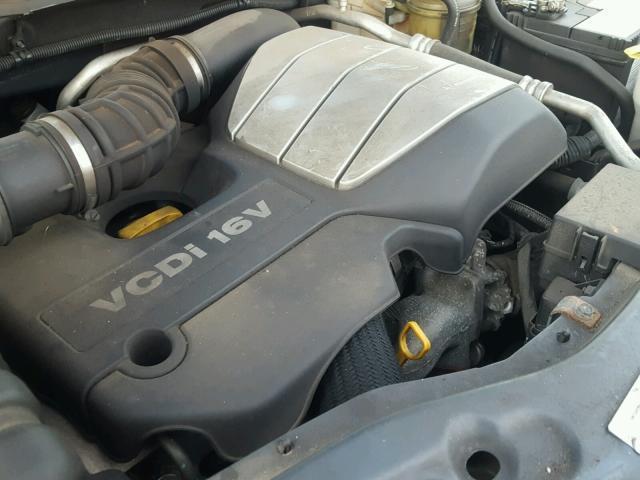 Naudotos automobiliu dallys Foto 7 Chevrolet CAPTIVA 2008 2.0 Automatinė Visureigis 4/5 d. Melyna 2018-11-30 A4218
