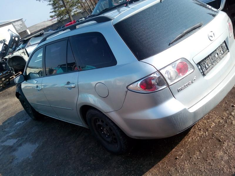 Naudotos automobilio dalys Mazda 6 2003 2.0 Mechaninė Universalas 4/5 d. Zydra 2018-4-04