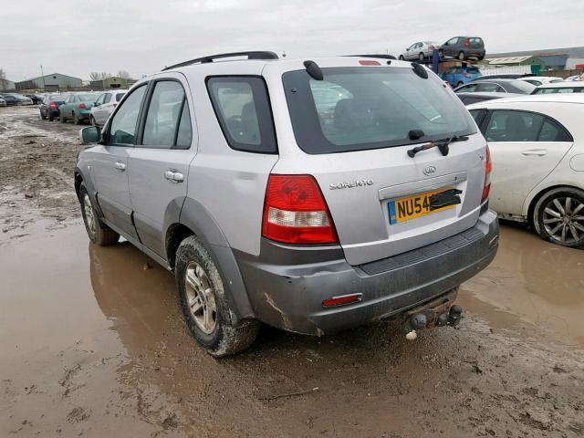 Naudotos automobiliu dallys Foto 3 Kia SORENTO 2004 2.5 Mechaninė Visureigis 4/5 d. Sidabrine 2019-12-13 A4968