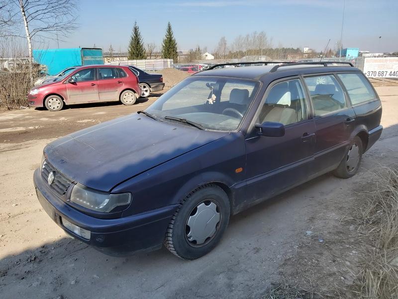 Naudotos automobiliu dallys Foto 4 Volkswagen PASSAT 1994 1.9 Mechaninė Universalas 4/5 d. Violetine 2020-3-24 A5156