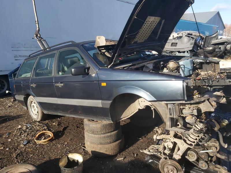 Volkswagen PASSAT 1992 1.9 Mechaninė