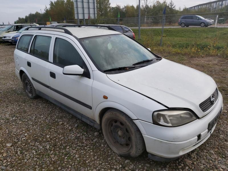 Opel ASTRA 1998 2.0 Mechanical