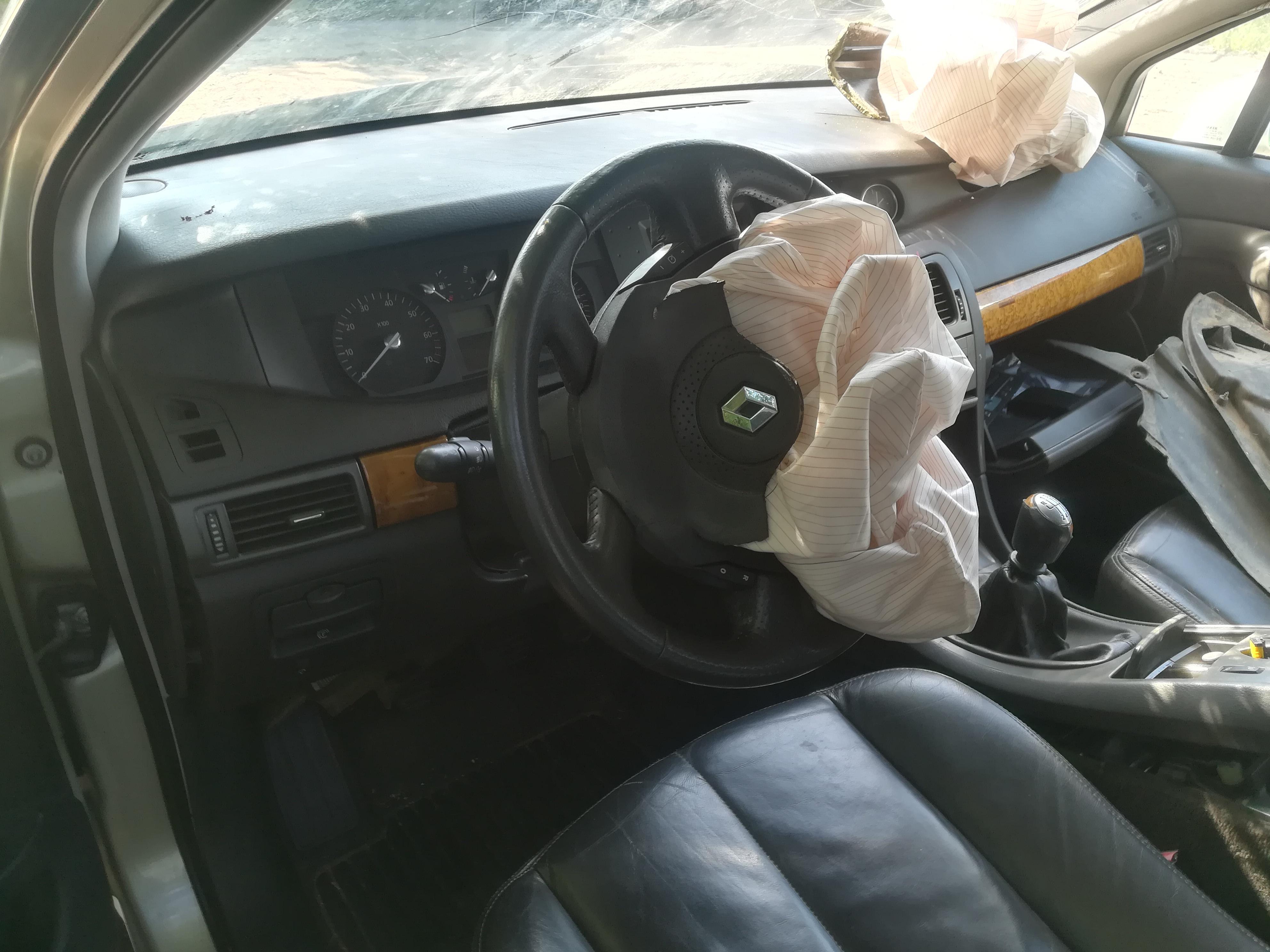 Naudotos automobilio dalys Renault VEL SATIS 2002 2.0 Mechaninė Sedanas 4/5 d. Geltona 2019-7-18