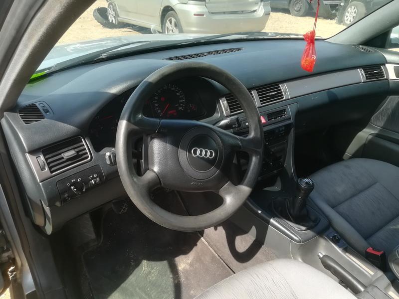 Naudotos automobilio dalys Audi A6 1998 2.5 Mechaninė Universalas 4/5 d. Sidabrine 2019-7-30