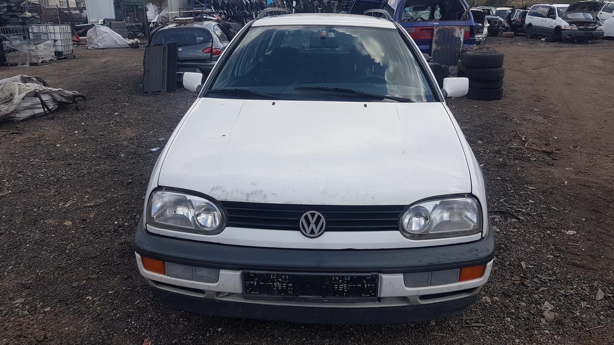 Volkswagen GOLF 1995 1.9 Mechaninė
