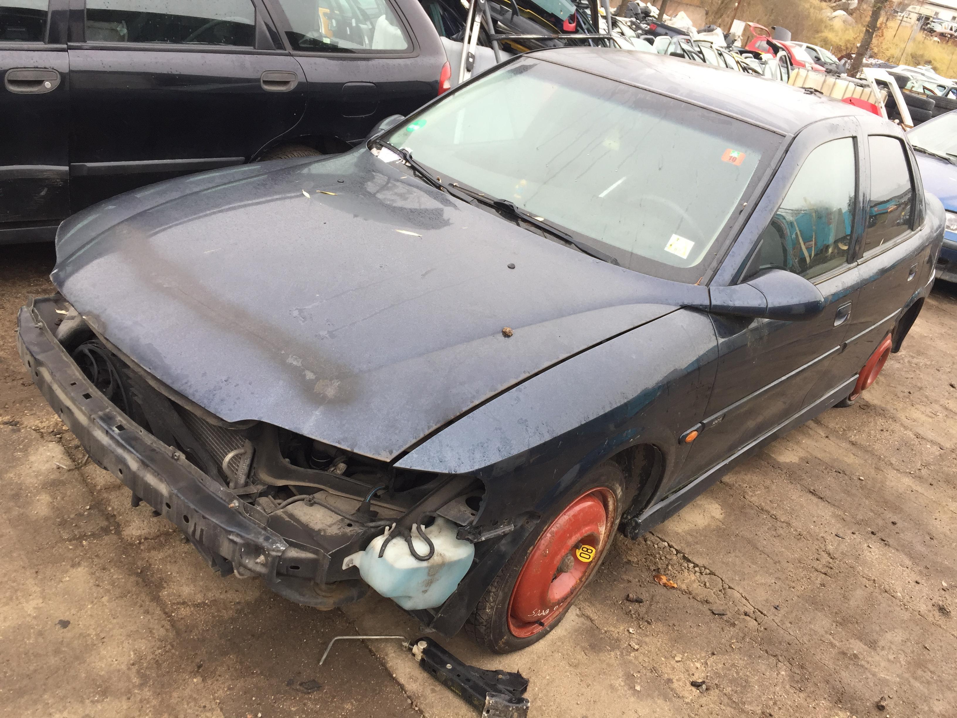 Naudotos automobilio dalys Opel VECTRA 1999 1.8 Mechaninė Sedanas 4/5 d. Melyna 2017-11-07