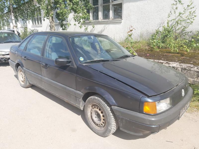 Naudotos automobilio dalys Volkswagen PASSAT 1991 1.8 Mechaninė Sedanas 4/5 d. Melyna 2020-7-16