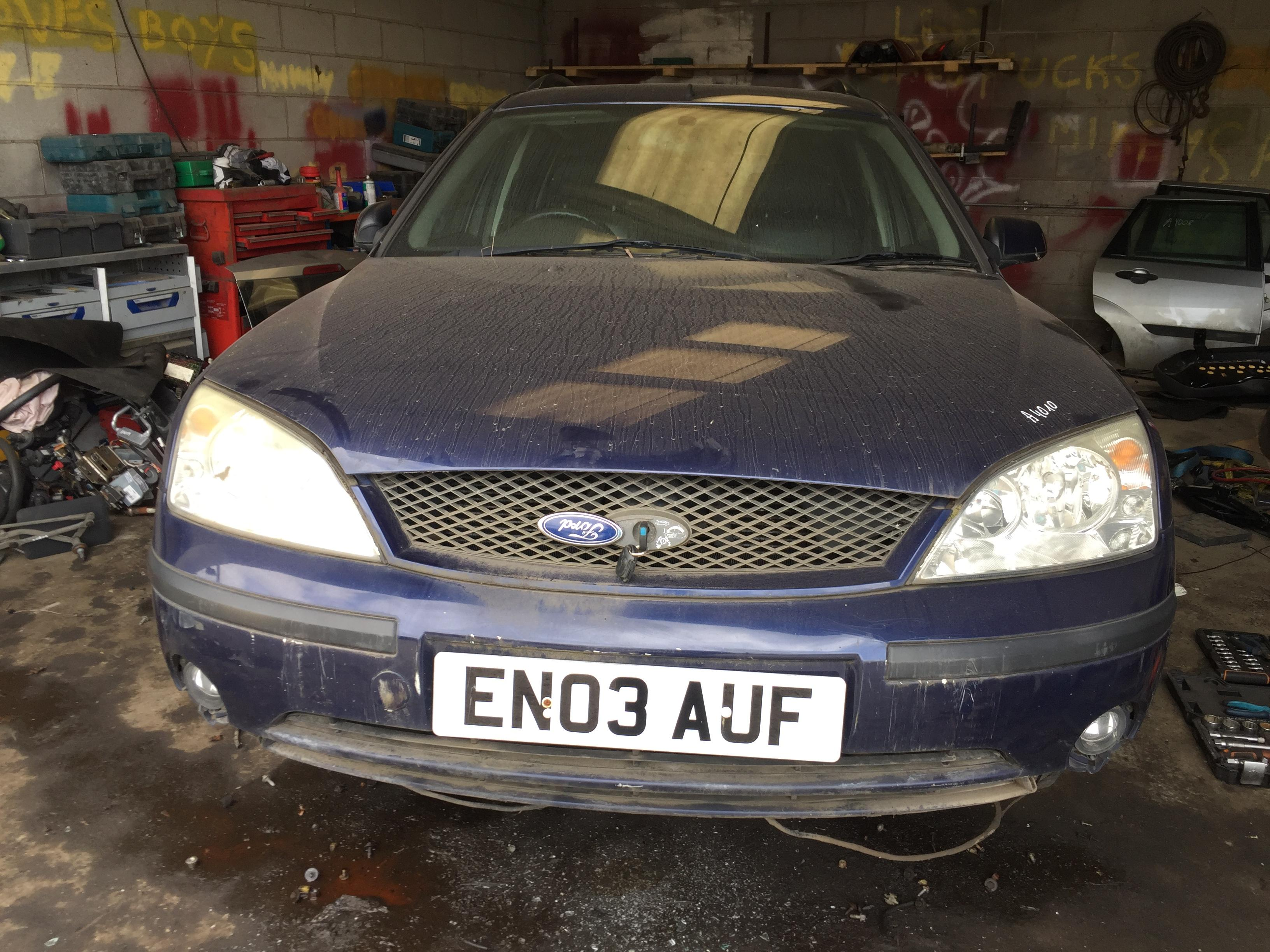 Ford MONDEO 2003 2.0 Automatic