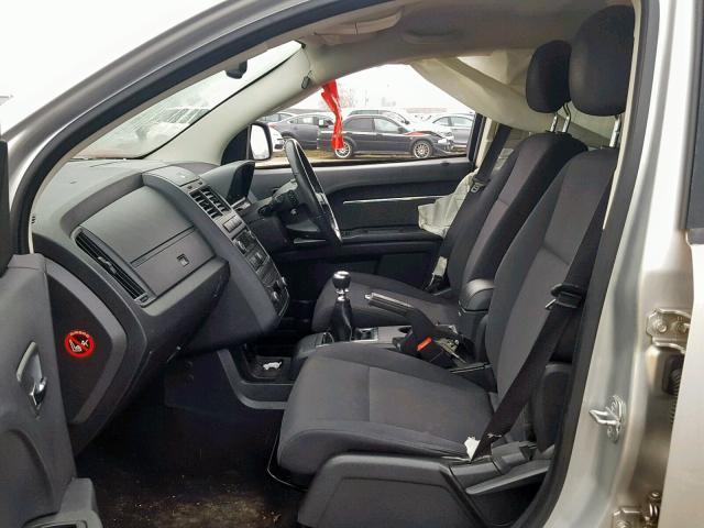 Naudotos automobilio dalys Dodge JOURNEY 2010 2.0 Mechaninė Vienatūris 4/5 d. Sidabrine 2019-3-20