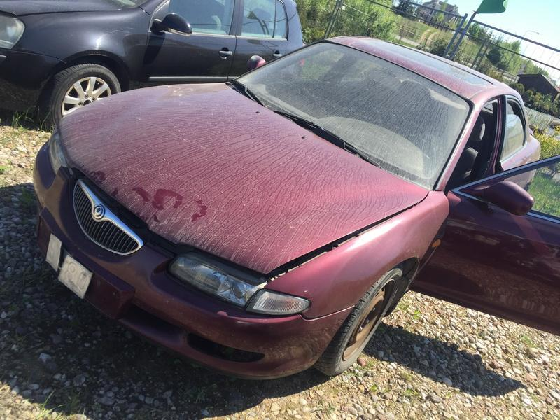 Naudotos automobiliu dallys Foto 1 Mazda XEDOS-6 1992 2.0 Mechaninė Sedanas 4/5 d. Raudona 2018-4-06 A3698