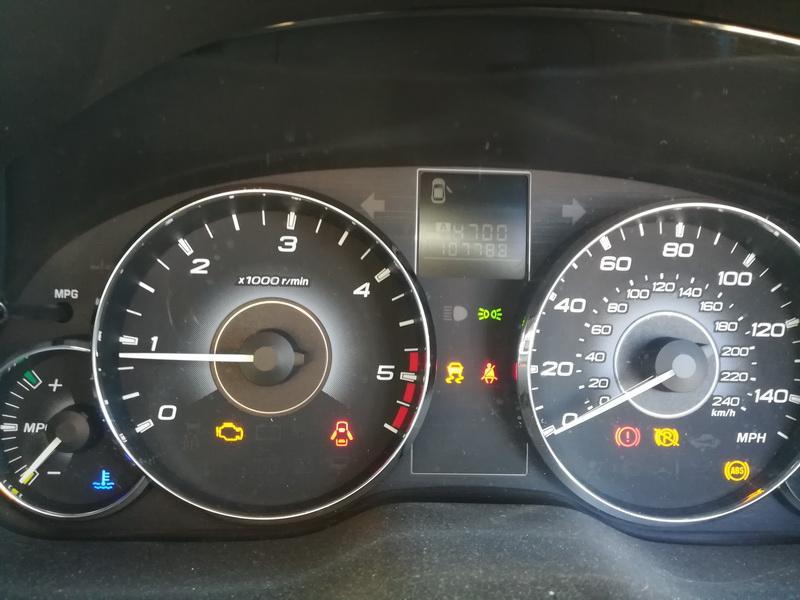 Naudotos automobiliu dallys Foto 9 Subaru LEGACY 2010 2.0 Mechaninė Universalas 4/5 d. Juoda 2019-2-19 A4322