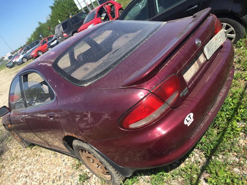 Naudotos automobiliu dallys Foto 6 Mazda XEDOS-6 1992 2.0 Mechaninė Sedanas 4/5 d. Raudona 2018-4-06 A3698