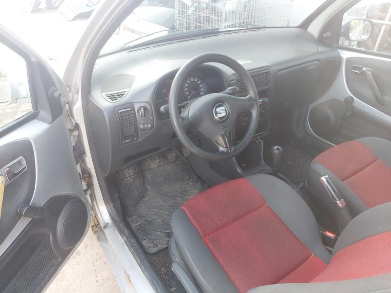 Naudotos automobilio dalys Seat AROSA 1999 1.7 Mechaninė Hečbekas 2/3 d. Pilka 2020-10-16