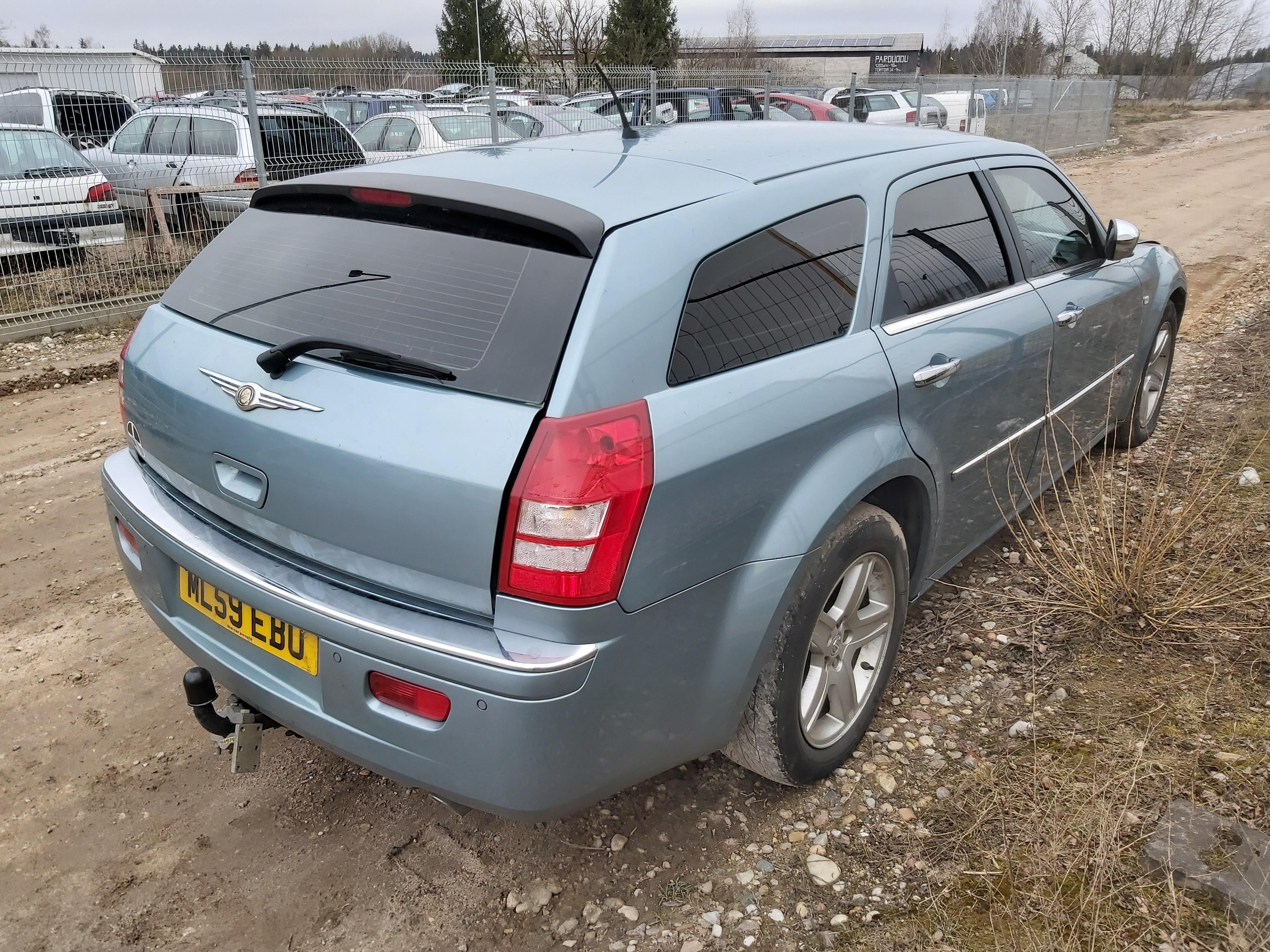 Naudotos automobilio dalys Chrysler 300C 2009 3.0 Automatinė Universalas 4/5 d. Zydra 2020-3-20