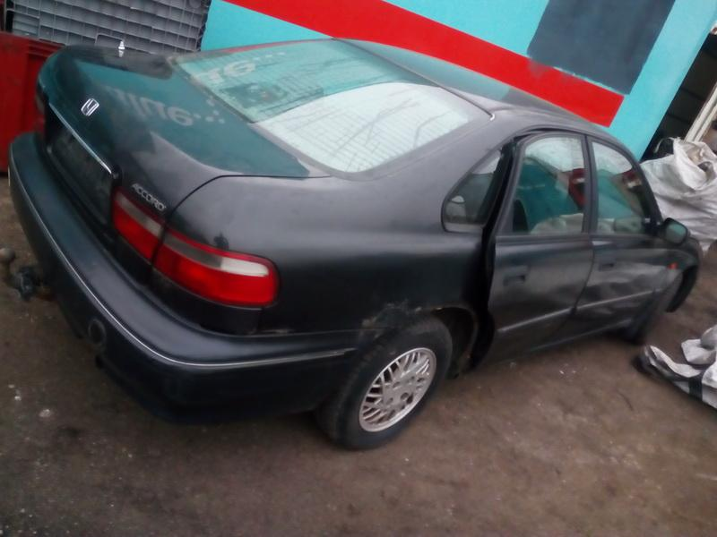 Used Car Parts Foto 8 Honda ACCORD 1996 1.8 Mechanical Sedan 4/5 d. Black 2018-1-10 A3589