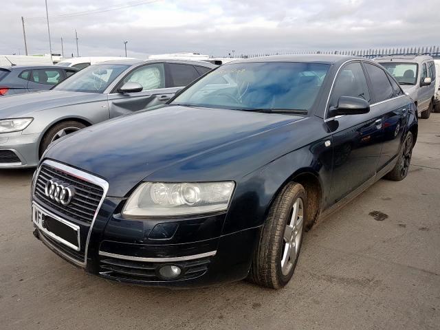 Naudotos automobilio dalys Audi A6 2006 2.7 Mechaninė Sedanas 4/5 d. Juoda 2020-5-05