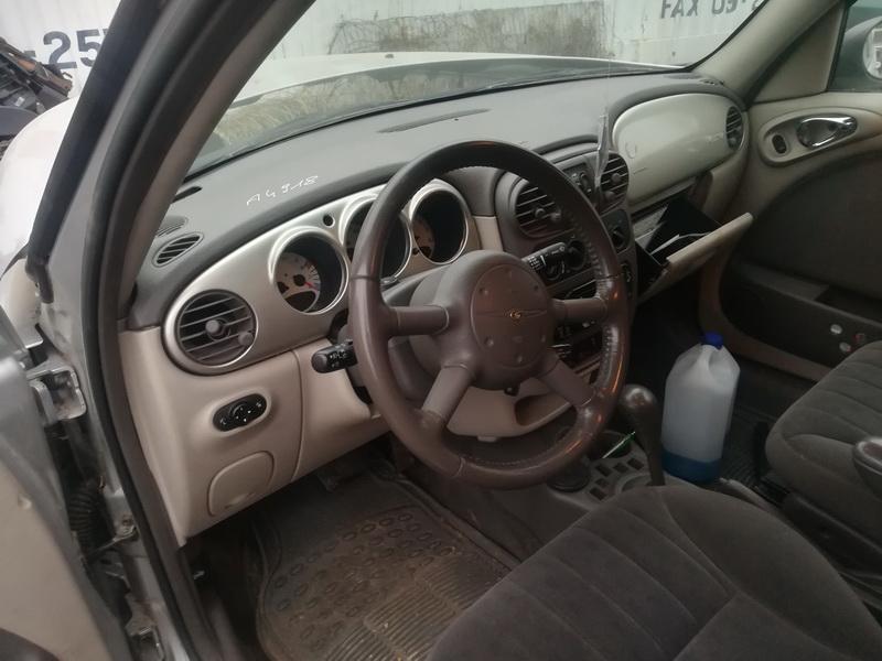 Naudotos automobilio dalys Chrysler PT CRUISER 2000 2.0 Automatinė Hečbekas 4/5 d. Sidabrine 2019-11-25
