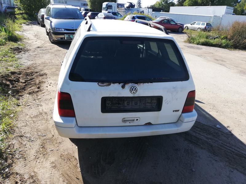 Naudotos automobiliu dallys Foto 4 Volkswagen GOLF 1998 1.9 Mechaninė Universalas 4/5 d. Balta 2019-9-26 A4787
