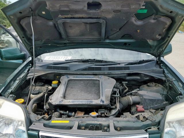 Naudotos automobilio dalys Nissan X-TRAIL 2005 2.2 Mechaninė Visureigis 4/5 d. Zalia 2019-7-25