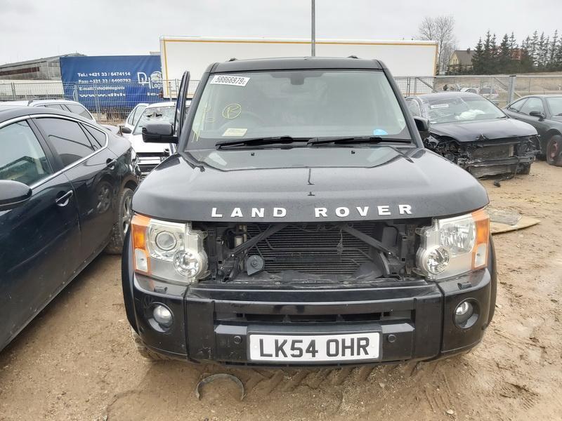 Naudotos automobiliu dallys Foto 3 Land-Rover DISCOVERY 2005 2.7 Automatinė Visureigis 4/5 d. Juoda 2020-2-25 A5091