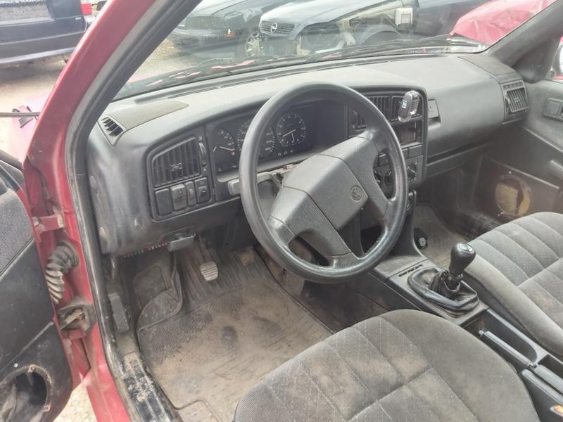 Naudotos automobiliu dallys Foto 6 Volkswagen PASSAT 1992 1.9 Mechaninė Universalas 4/5 d. Raudona 2020-4-10 A5207