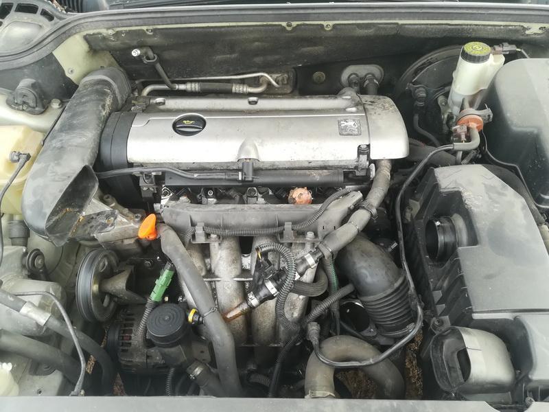 Naudotos automobiliu dallys Foto 2 Peugeot 407 2004 2.2 Mechaninė Universalas 4/5 d. Sidabrine 2019-6-11 A4555