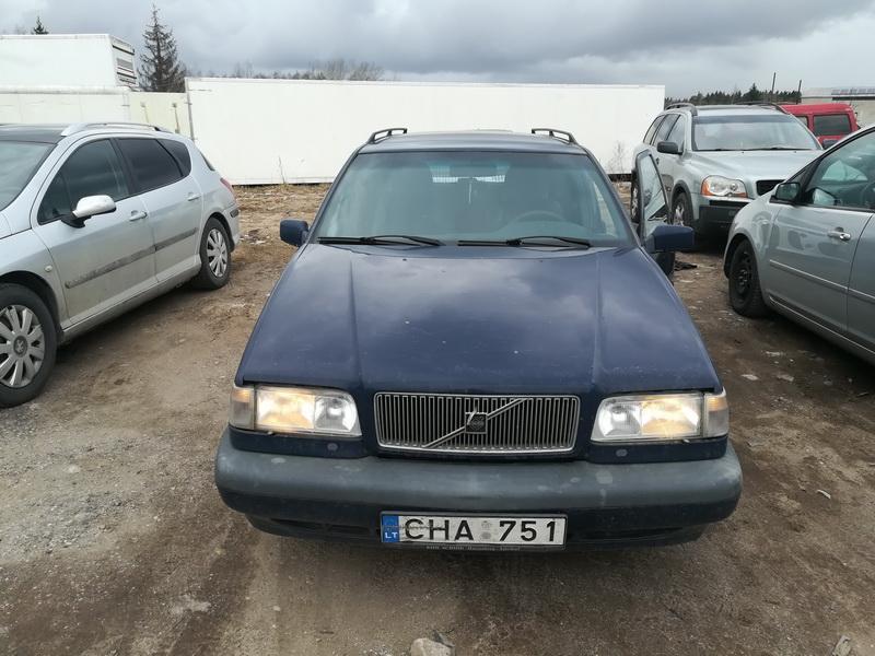 Naudotos automobilio dalys Volvo 850 1996 2.0 Mechaninė Universalas 4/5 d. Melyna 2019-3-23