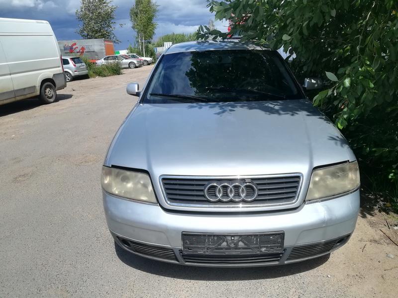 Audi A6 1998 2.5 Mechaninė
