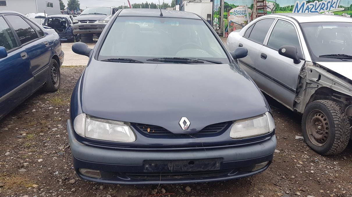 Naudotos automobilio dalys Renault LAGUNA 1995 2.2 Mechaninė Hečbekas 4/5 d. Violetine 2017-7-25