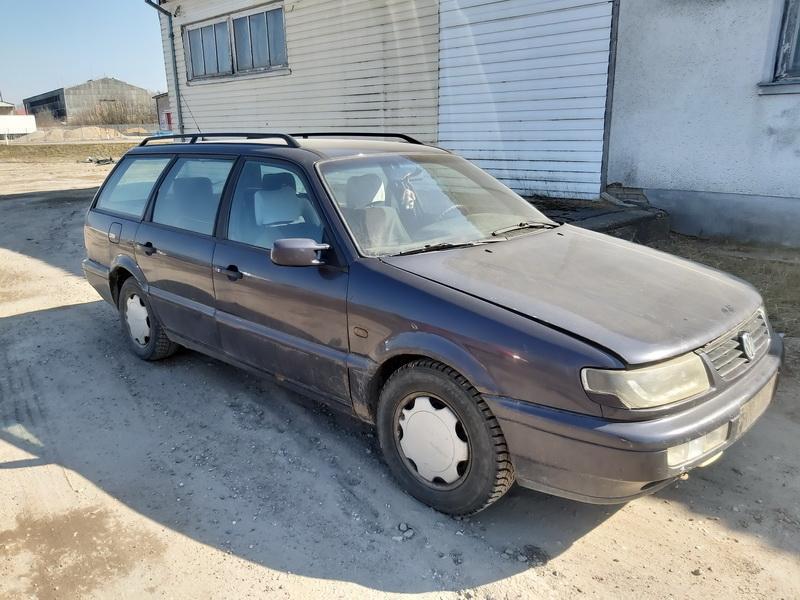 Naudotos automobiliu dallys Foto 1 Volkswagen PASSAT 1994 1.9 Mechaninė Universalas 4/5 d. Violetine 2020-3-24 A5156