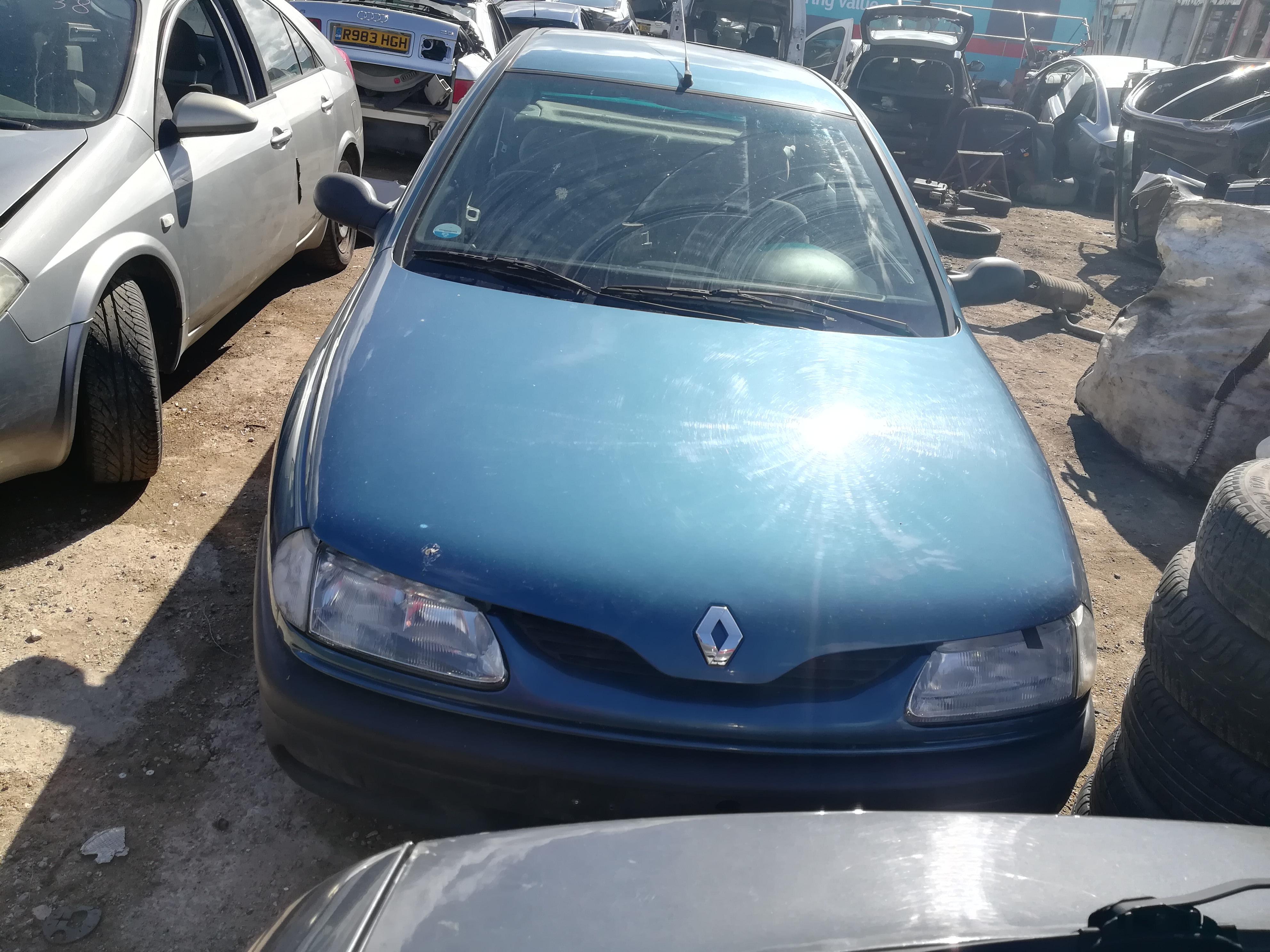 Renault LAGUNA 1994 2.0 Automatinė