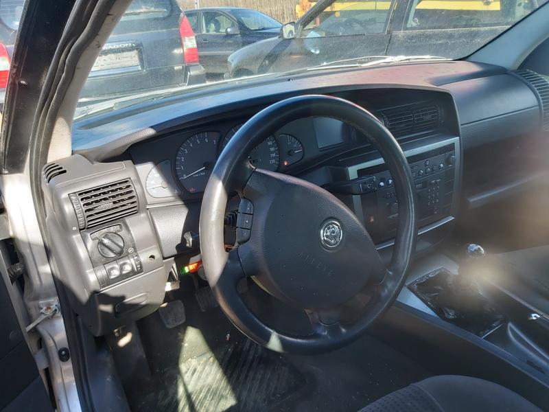 Naudotos automobilio dalys Opel OMEGA 2001 2.2 Mechaninė Sedanas 4/5 d. Sidabrine 2020-3-30