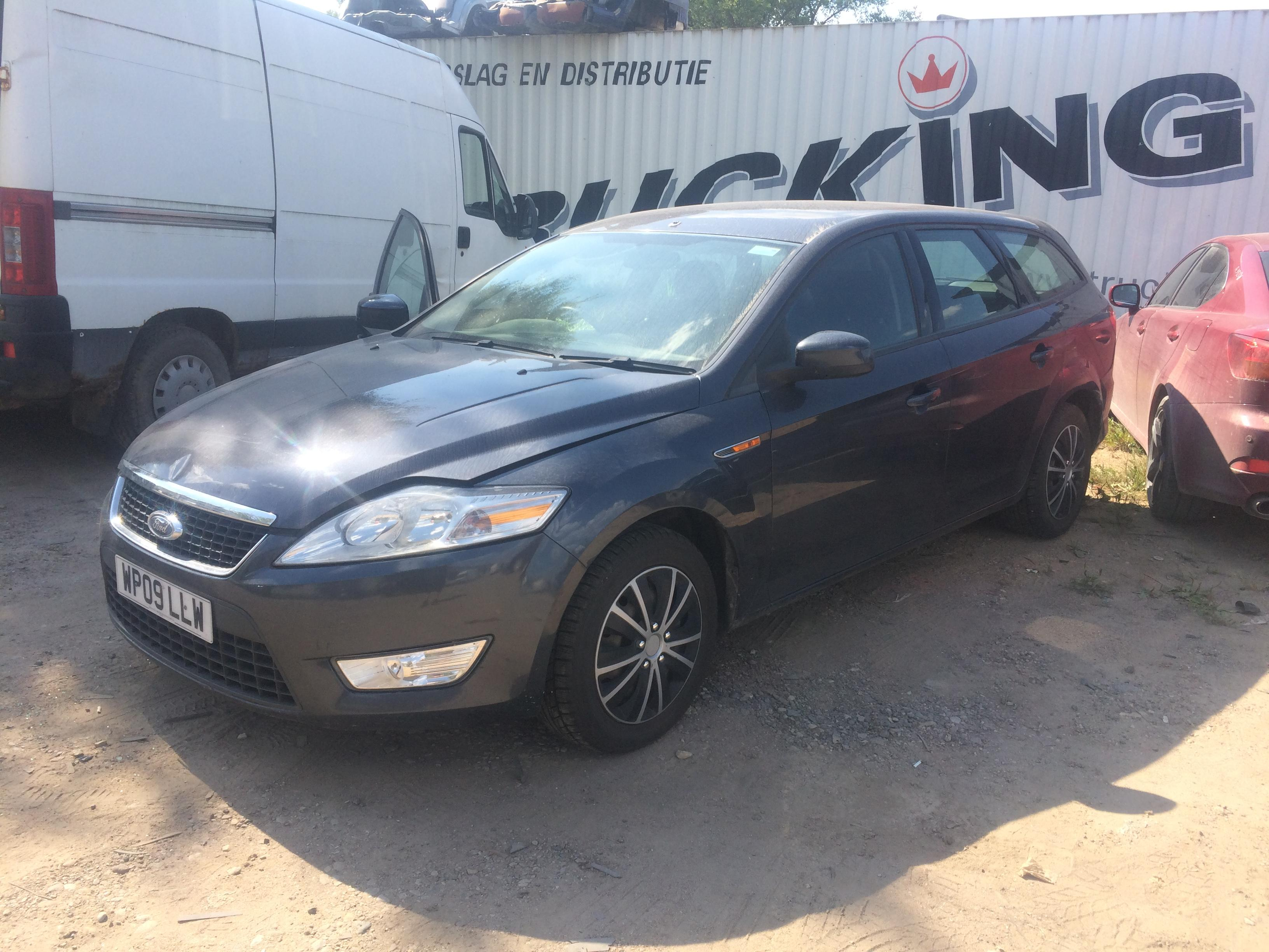 Used Car Parts Foto 3 Ford MONDEO 2009 1.8 Mechanical Universal 4/5 d. Grey 2018-8-02 A3992