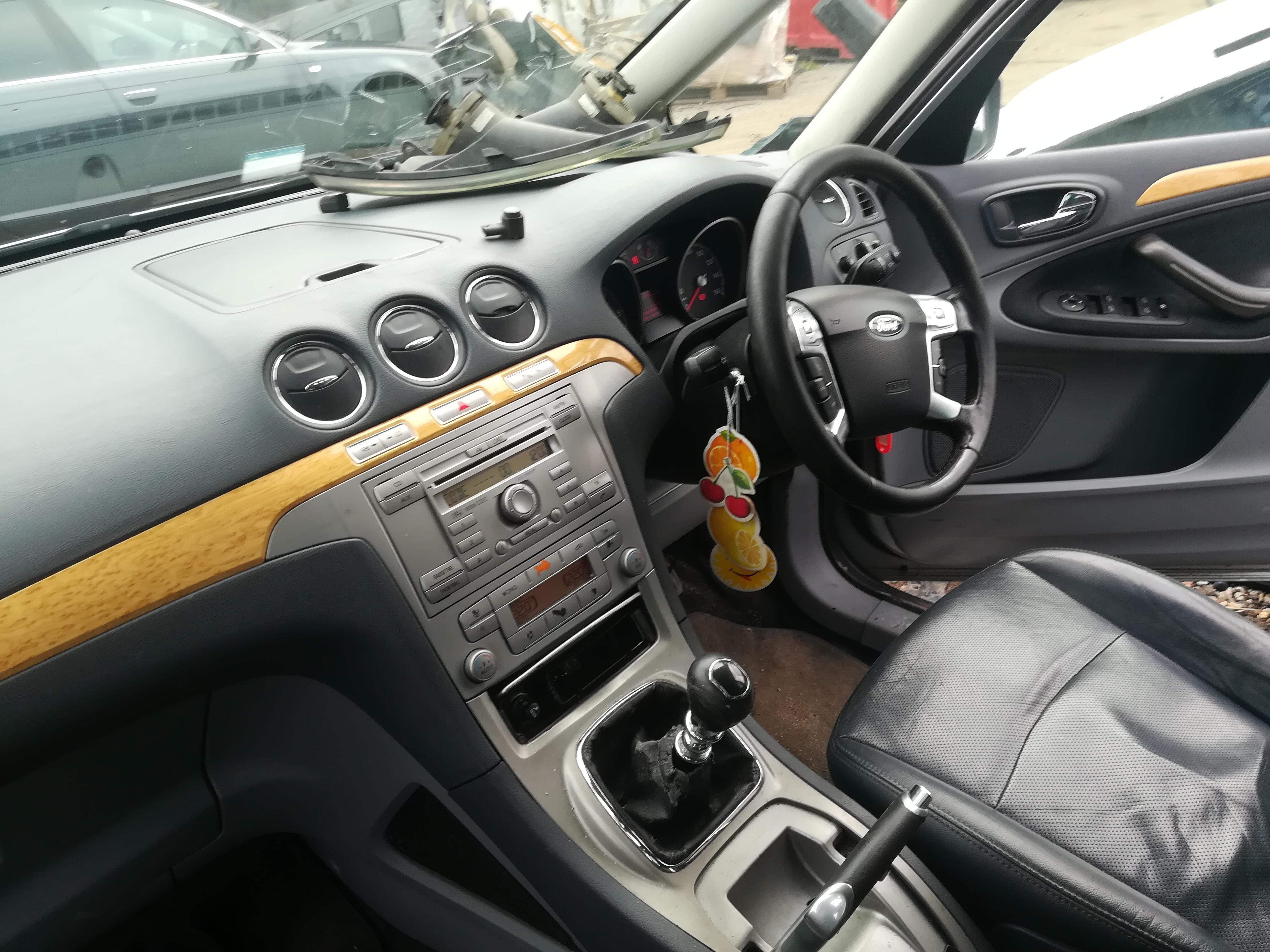 Naudotos automobilio dalys Ford GALAXY 2007 1.8 Mechaninė Vienatūris 4/5 d. Sidabrine 2019-10-24