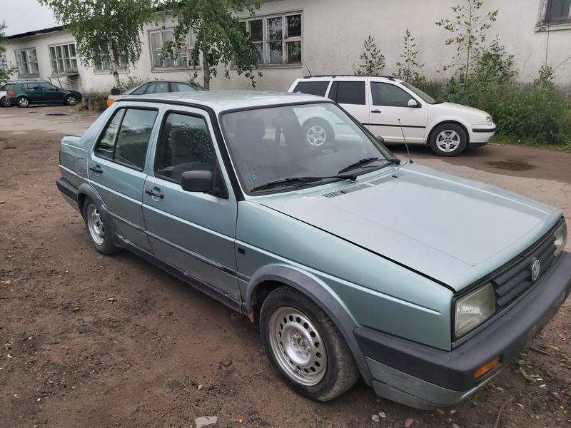 Used Car Parts Volkswagen JETTA 1990 1.8 Mechanical Sedan 4/5 d. Green 2020-7-01