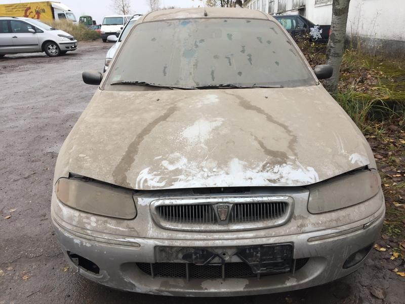 Naudotos automobilio dalys Rover 200-SERIES 1996 1.4 Mechaninė Hečbekas 2/3 d. Pilka 2018-10-30