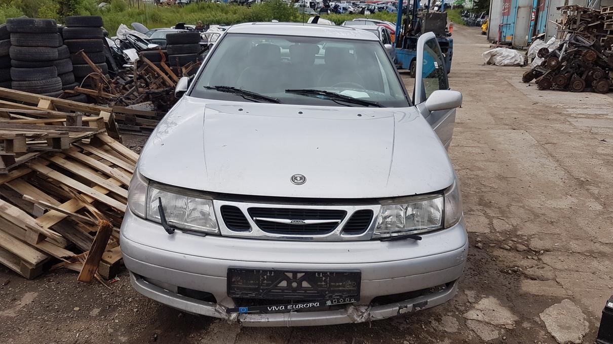 Naudotos automobilio dalys SAAB 9-5 1998 3.0 Automatinė Sedanas 4/5 d. Pilka 2017-7-04