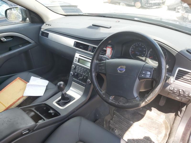 Naudotos automobilio dalys Volvo V70 2008 2.4 Mechaninė Universalas 4/5 d. Juoda 2020-7-21