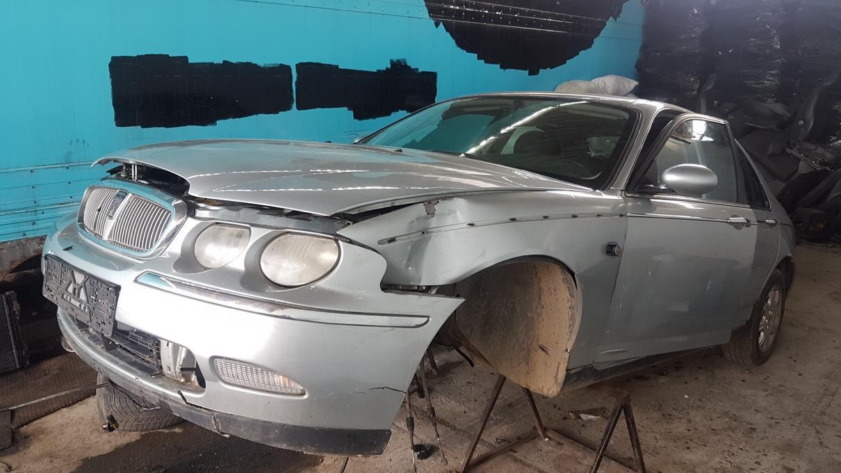 Naudotos automobilio dalys Rover 75 1998 2.0 Mechaninė Sedanas 4/5 d. Pilka 2017-7-07