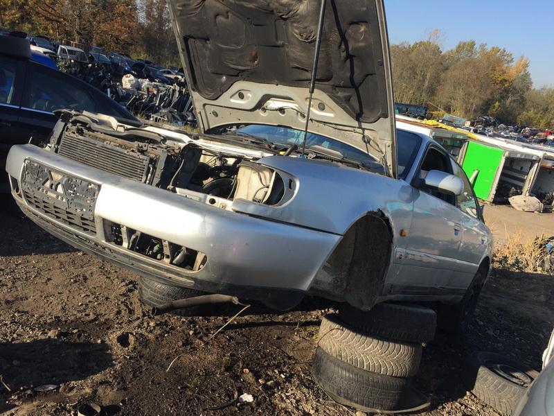 Naudotos automobiliu dallys Foto 3 Audi A6 1994 2.5 Mechaninė Sedanas 4/5 d. Pilka 2018-10-11 A4118