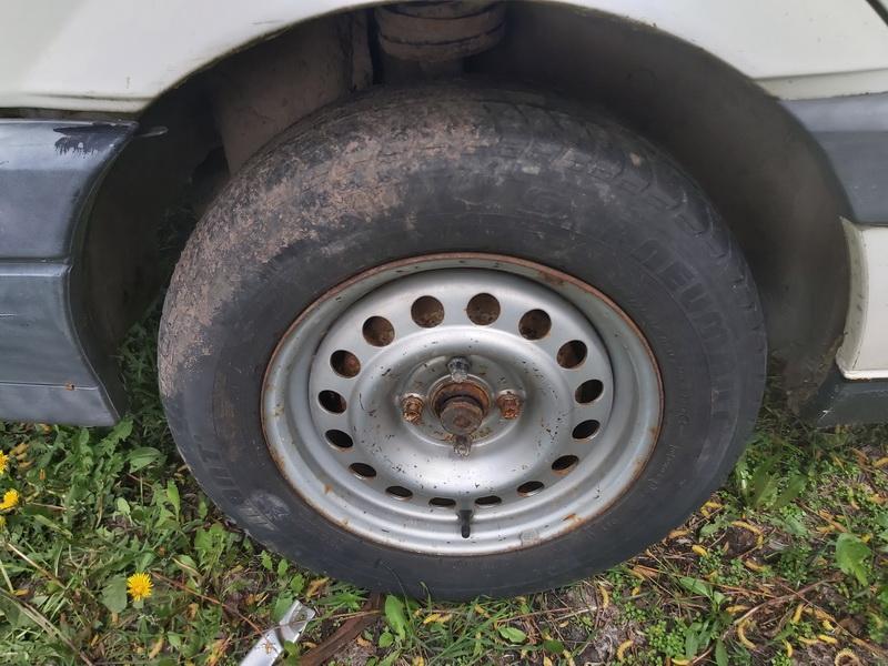 Naudotos automobiliu dallys Foto 7 Volkswagen PASSAT 1993 1.9 Mechaninė Universalas 4/5 d. Balta 2020-5-18 A5286