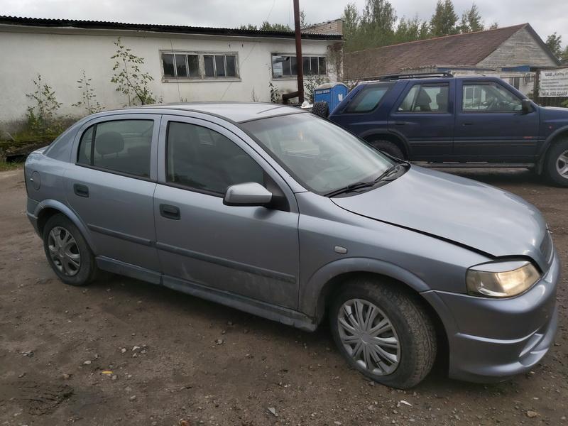 Naudotos automobilio dalys Opel ASTRA 2004 1.7 Mechaninė Hečbekas 4/5 d. Pilka 2020-9-28