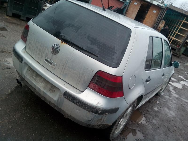 Naudotos automobiliu dallys Foto 6 Volkswagen GOLF 1997 1.9 Mechaninė Hečbekas 4/5 d. Pilka 2018-4-06 A3697